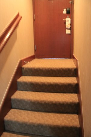 The Bostonian Boston: Stairs