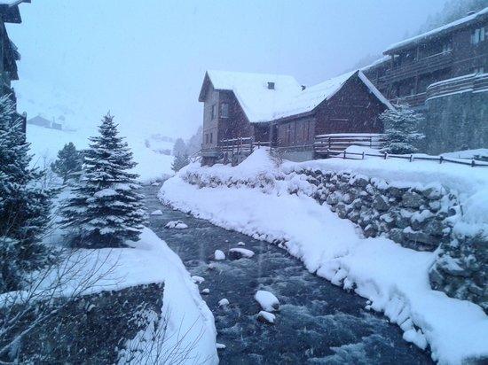 Deu Sol : El rio nevado es precioso!!!