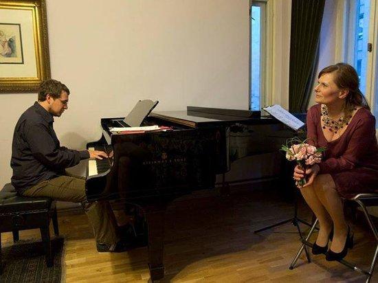 Chopin Salon: Grazyna Auguscik