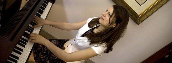 Weronika Chodakowska at the Chopin Salon