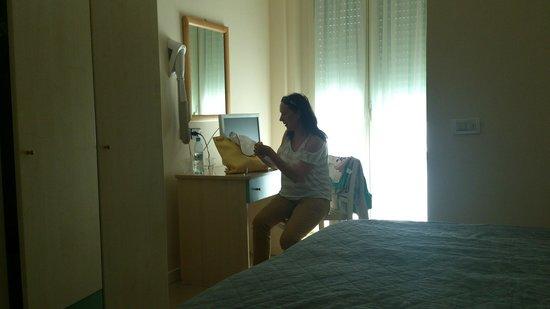 Hotel Calypso: Приличная комната