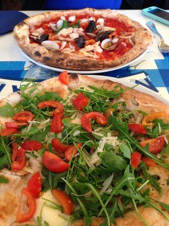 Pizzeria Marinato - Picture of Pizzeria Cucina di mare Marinato ...