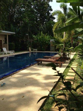 Dacha Resort: piscine de l'hotel