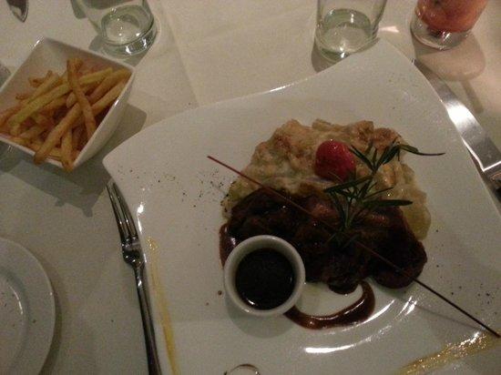 Best Western Chavannes De Bogis : Restaurant