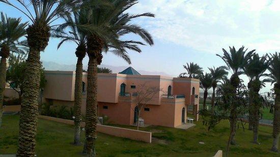 U Sunrise Club Eilat All Inclusive : le  jardin