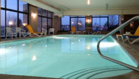 Indoor Pool Picture Of Quality Inn Louisville East