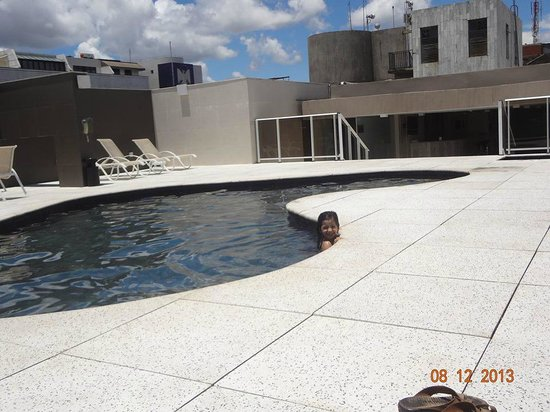 St Paul Plaza Hotel : PISCINA st paul plaza brasilia