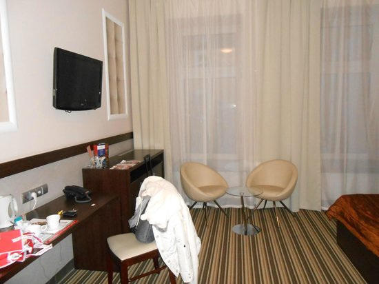 Hotel Diament Plaza Katowice: L'interno della stanza