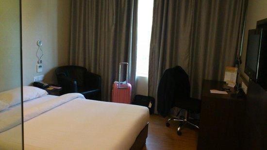 Keys Select Hotel Whitefield, Bengaluru : Bed