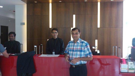 Keys Hotel Whitefield, Bengaluru: Reception