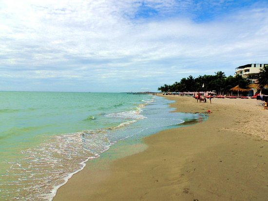 """Playa El Yaque: spiaggia """"gustosa"""""""
