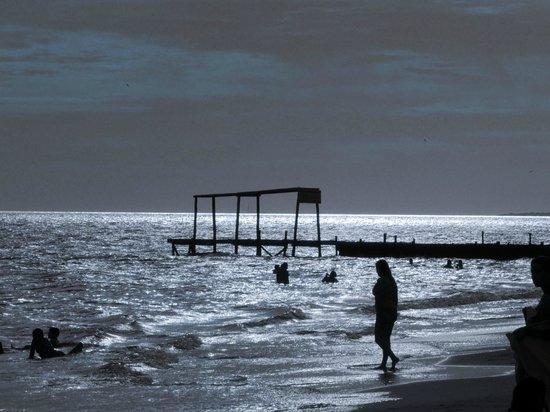 Playa El Yaque: bei tramonti!