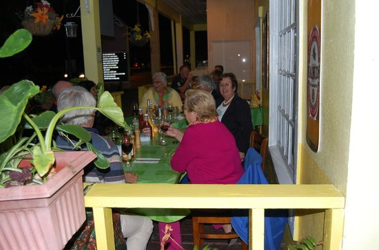 Cafe Breeze : Zufriedene Gäste