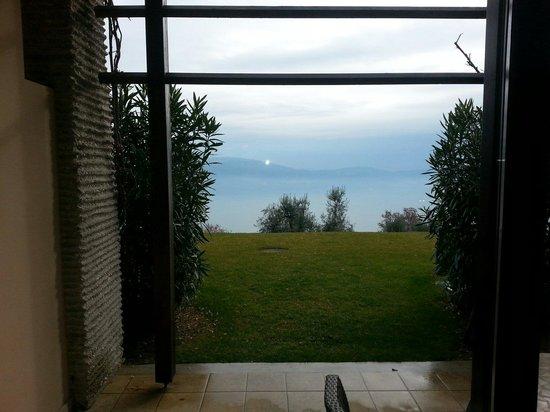 Lefay Resort & Spa Lago di Garda: vista esterno camera 424