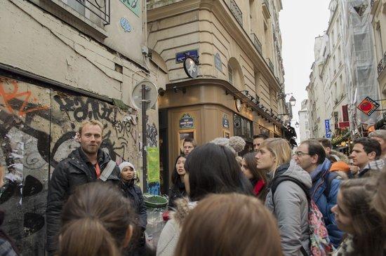SANDEMANs NEW Europe - Paris: Onno