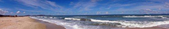 Laguna de la Restinga: Playa Restinga suggestiva emozione d'onde!