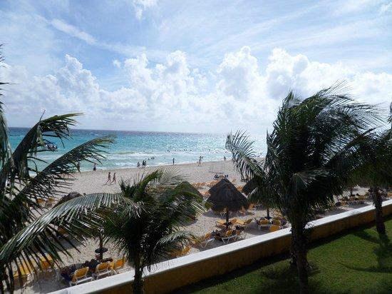 Iberostar Quetzal Playacar : View from room 2032