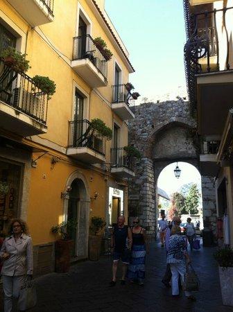 Hotel Del Corso: facade