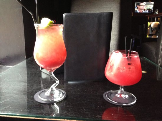 Malmaison Newcastle: Free birthday cocktail for my boyfriend (plus one free for me!) - make sure you ask for them!