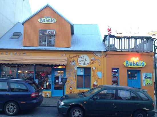 Cafe Babalu: Great exterior