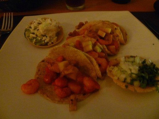 Gran Hotel Ciudad de Mexico: Pratos muito bem preparados