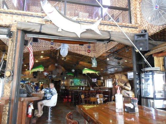 Yucatan Beach Stand Bar : locale