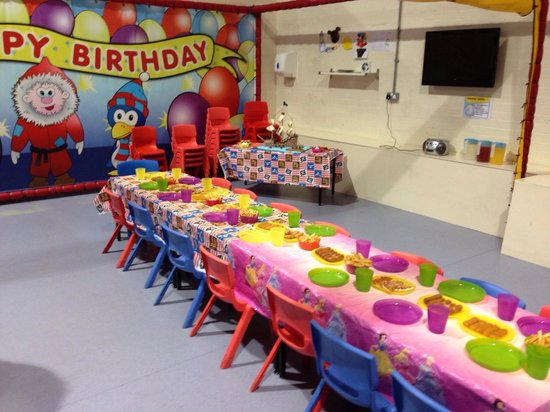 Polar Palace Winsford: Party Room