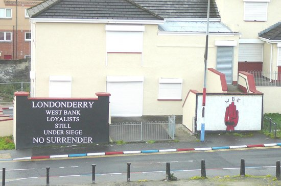 City Walls: Bogside Murals