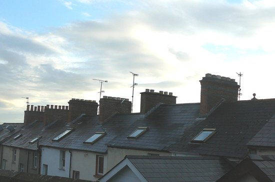 City Walls: City Rooftops from Derry City Wall