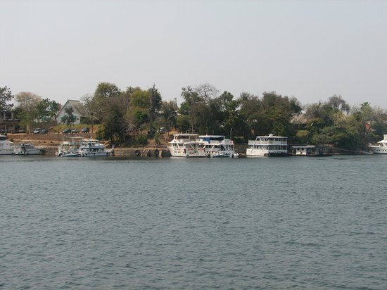 Lake Kariba Harbour