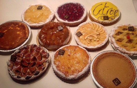 La Maison des Desserts Aux Gougeres