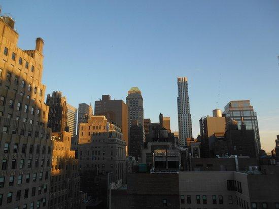 Residence Inn New York Manhattan/Times Square: Beautiful New York