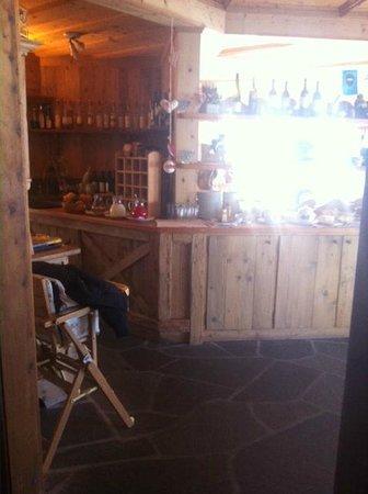 Agritur Maso Pertica: sala pranzo