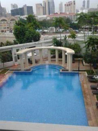 Park Hotel Clarke Quay: pool view