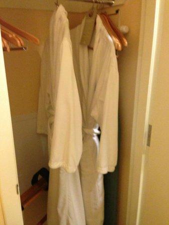 Hilton Orlando Bonnet Creek: Closet