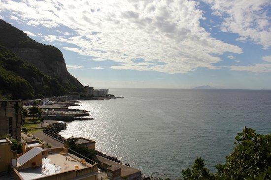 Covo Dei Saraceni: View from hotel room