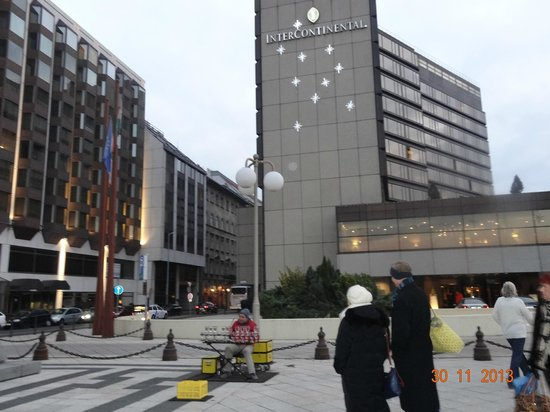 InterContinental Budapest: Hotel