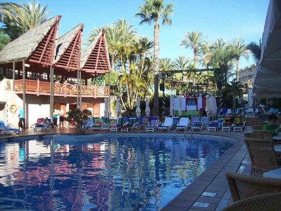 IFA Catarina Hotel: pool view