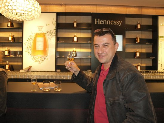 Hennessy Cognac: Посещение коньячного дома Hennessy