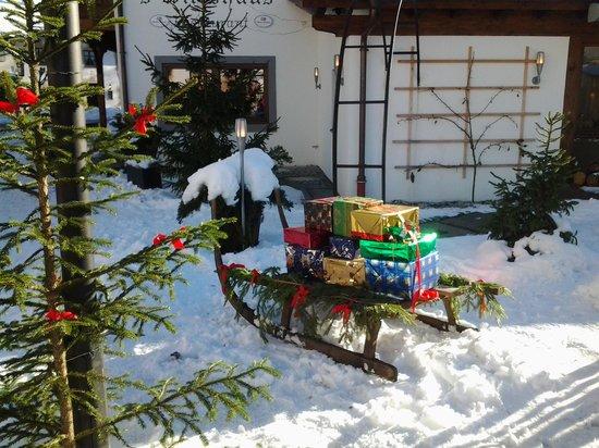 Eden Hotel Wolff: La Navidad