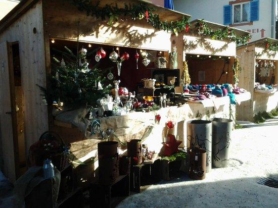 Eden Hotel Wolff: Puesto d Navidad