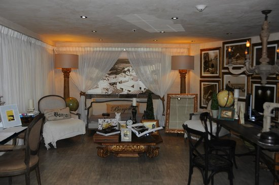 Olive Boutique Hotel : Hotel lobby