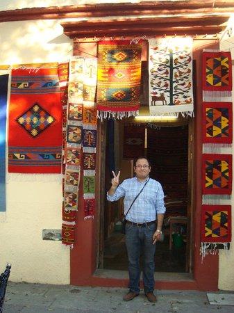 Casa de Las Bugambilias B&B: in Oaxaca