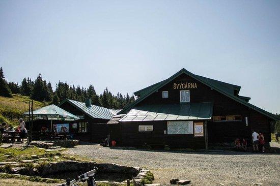 Turisticka chata Svycarna