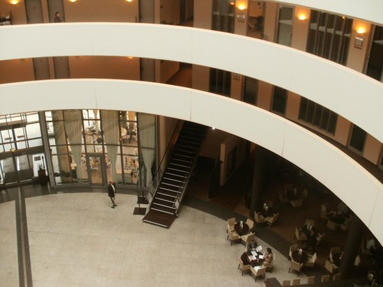 NH Duesseldorf City : From my floor