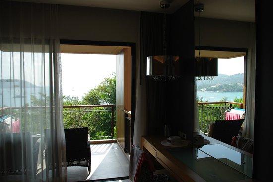 Avista Hideaway Phuket Patong, MGallery by Sofitel: Вид из комнаты 402