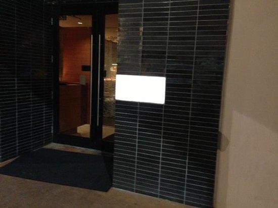 Matsuri Japanese Restaurant: お店の入口ですが、お店の名前が上手く撮れませんでした。 モールの敷地の中にお店がありますが、比較的 分かり易かったです