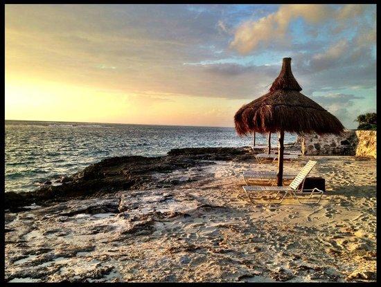 Club Med Cancun Yucatan: Snorkeling beach