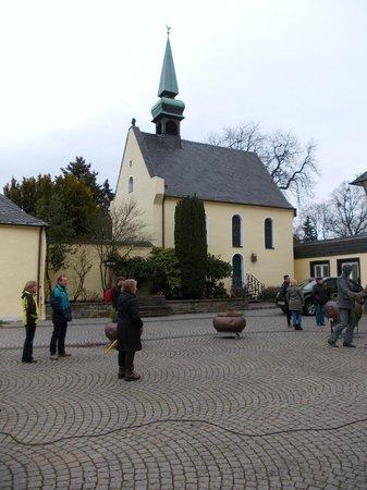Jakobsberg Hotel- & Golfresort: kapel
