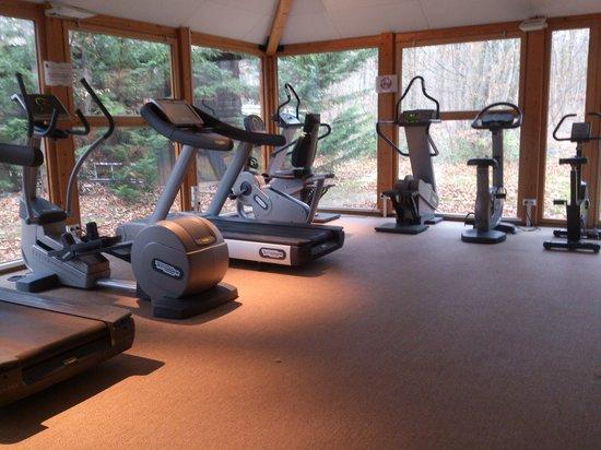 Novotel Fontainebleau Ury : Salle de sport